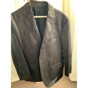 Pront Uomo Men's Warehouse Jacket/Blazer Black